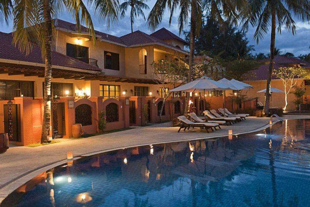 Padang Matsirat Hotel Alojamento