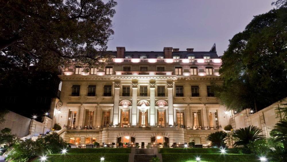 Palacio Duhau Buenos Aires