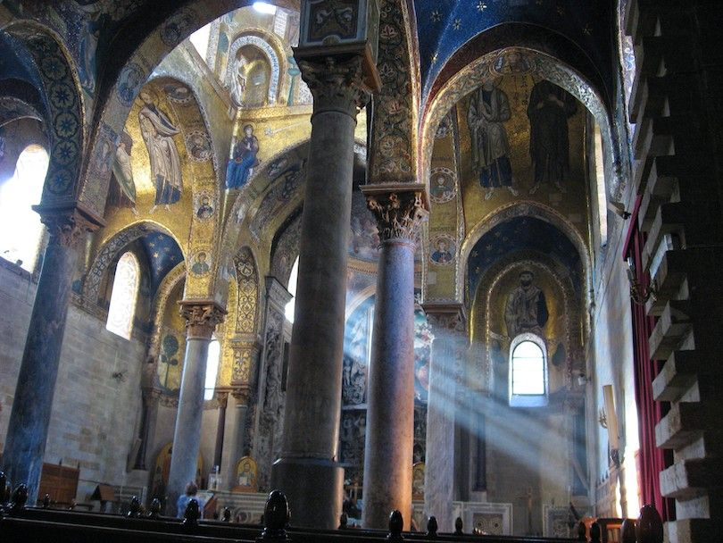Palermo martorana