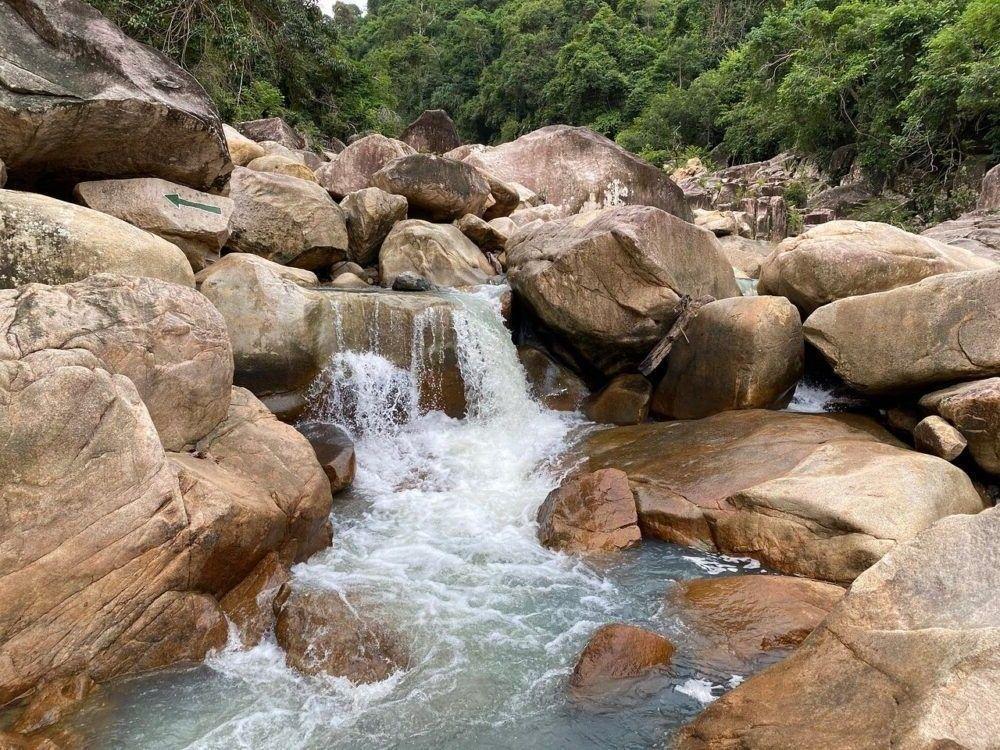 Para Do Ba Ho Cachoeira