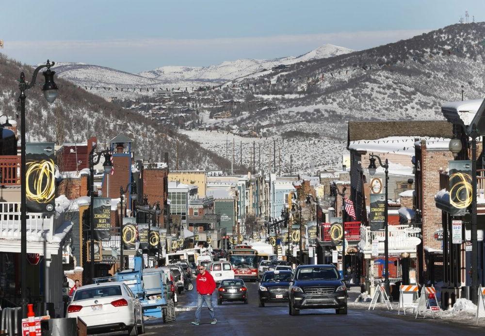 Park City Utah Sundance Film Festival
