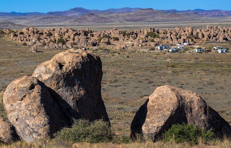 parque da cidade np rochas estado