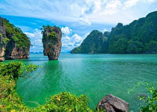 Parque Nacional Ao Phang Nga