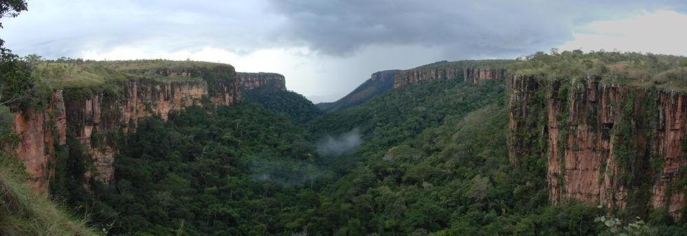 Parque Nacional Chapada dos Guimarães