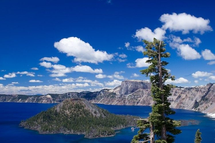 Parque Nacional de Crater Lake