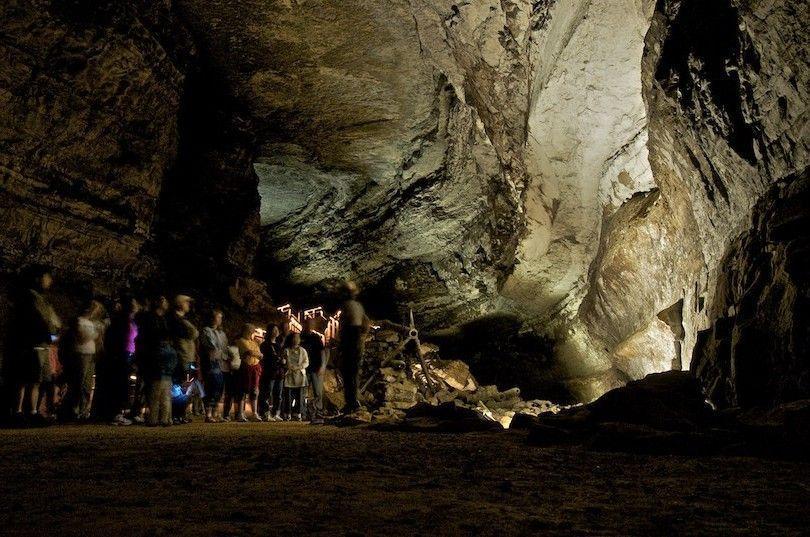 Parque Nacional de Mammoth Cave