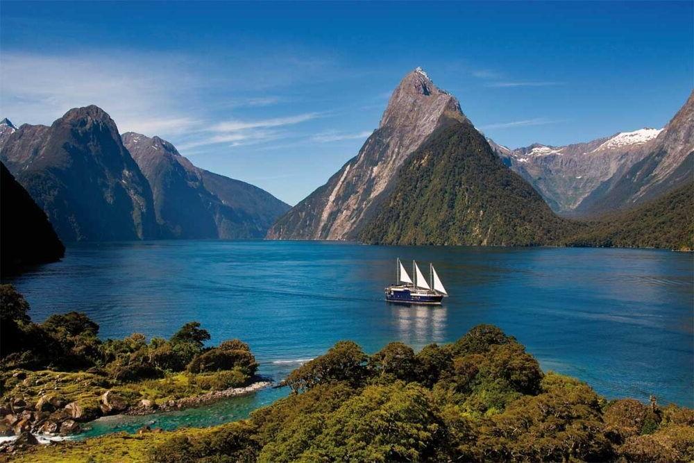 Parque Nacional Destino Fiordland