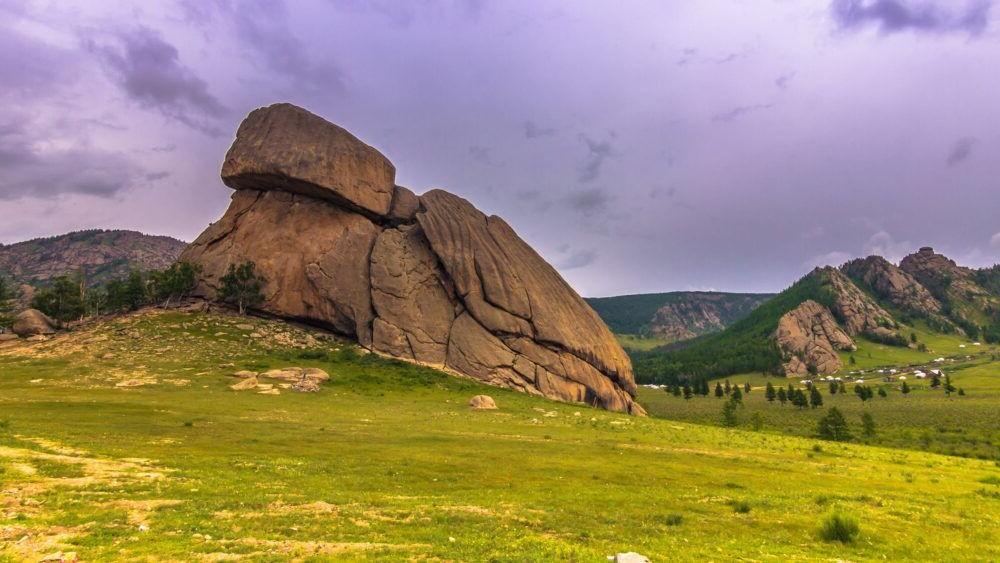 Parque Nacional Gorkhi Terelj