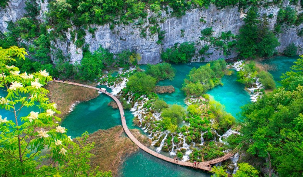 Parque Nacional Lago Plitvice
