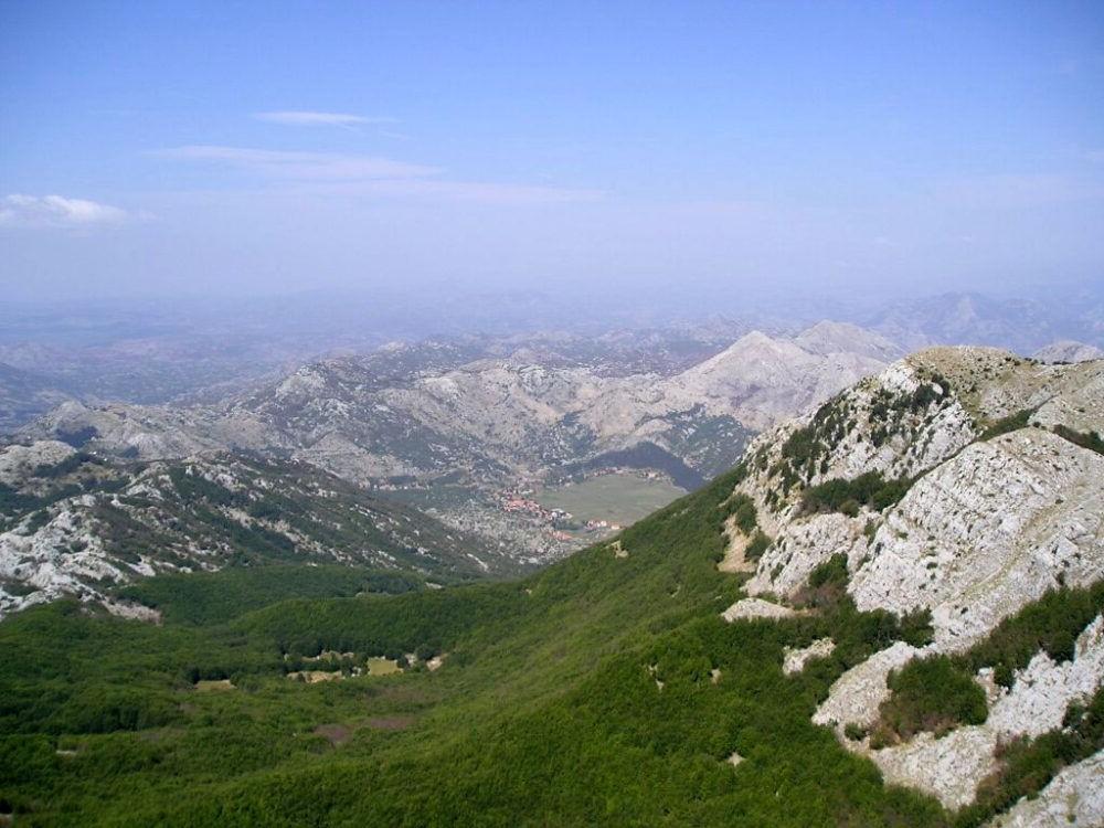 Parque Nacional Lovcen