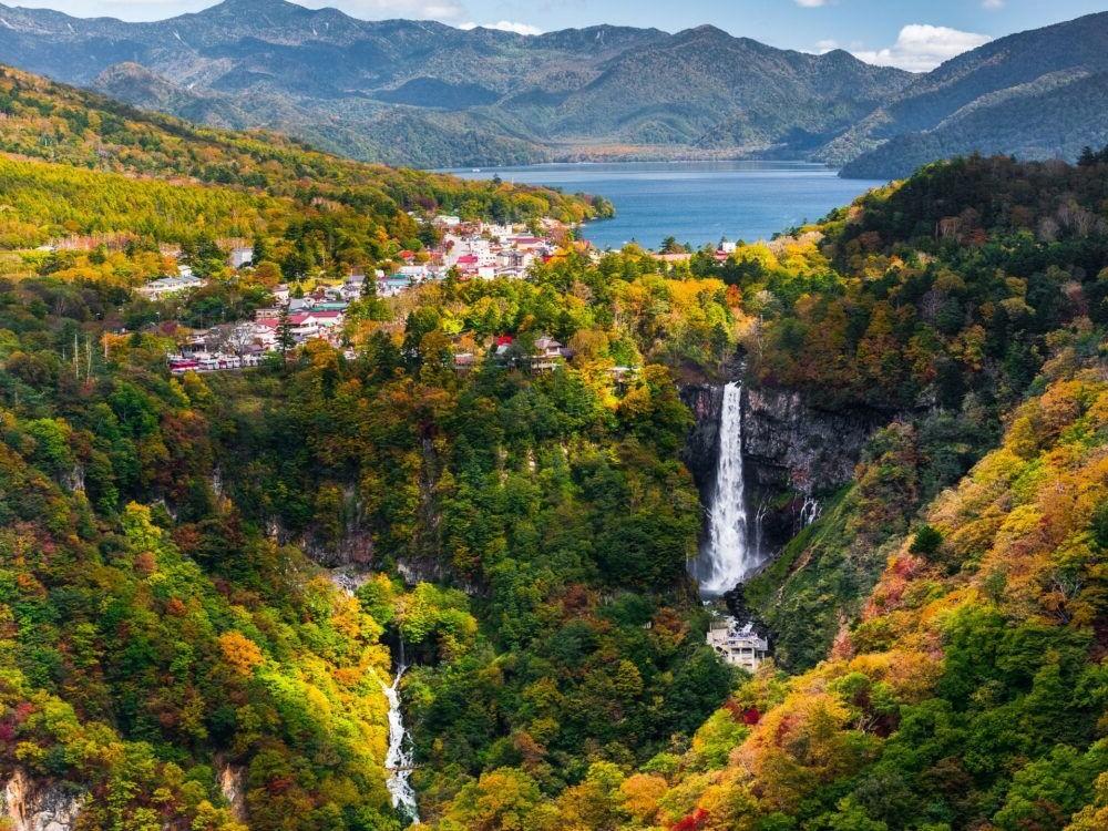 Parque Nacional Nikko