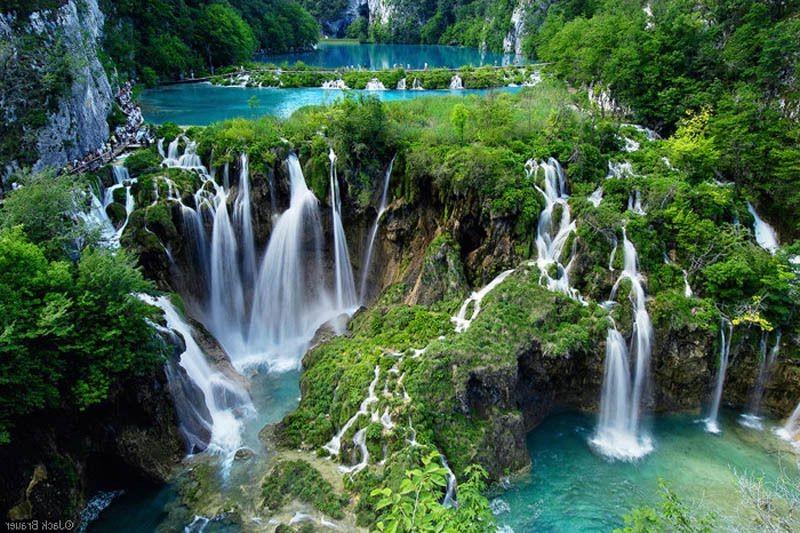 Parque Nacional Plitvice Lakes