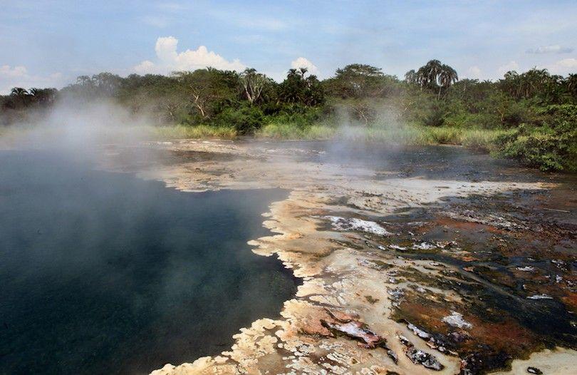 parque nacional Semuliki