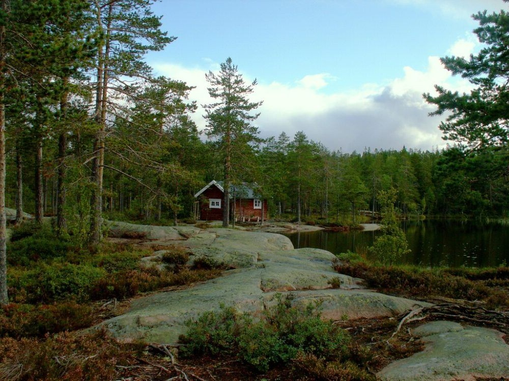 Parque Nacional Skuleskogen
