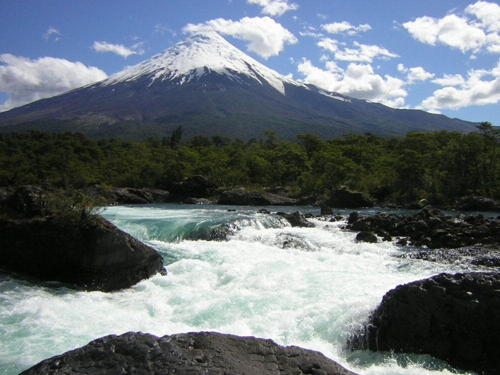 Parque Nacional Vicente Perez Rosales