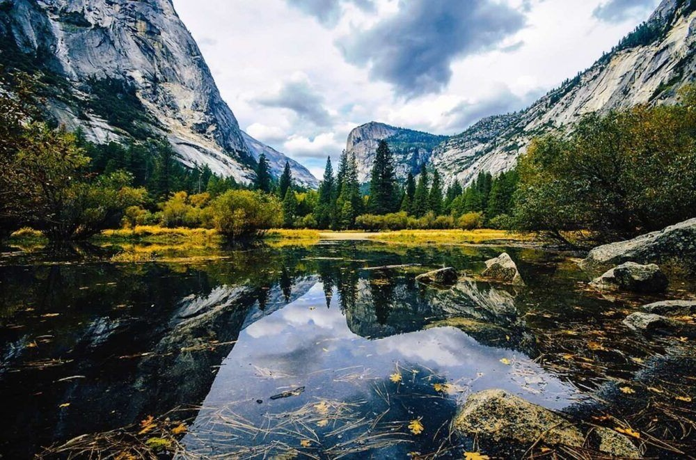Parque Nacional Yosemite