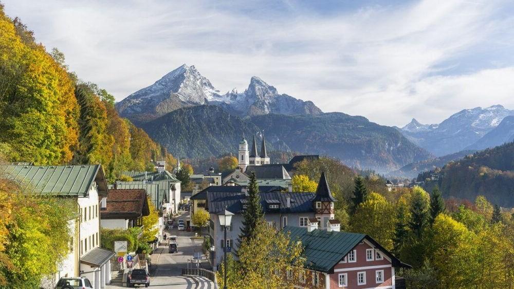Passeio de Berchtesgaden