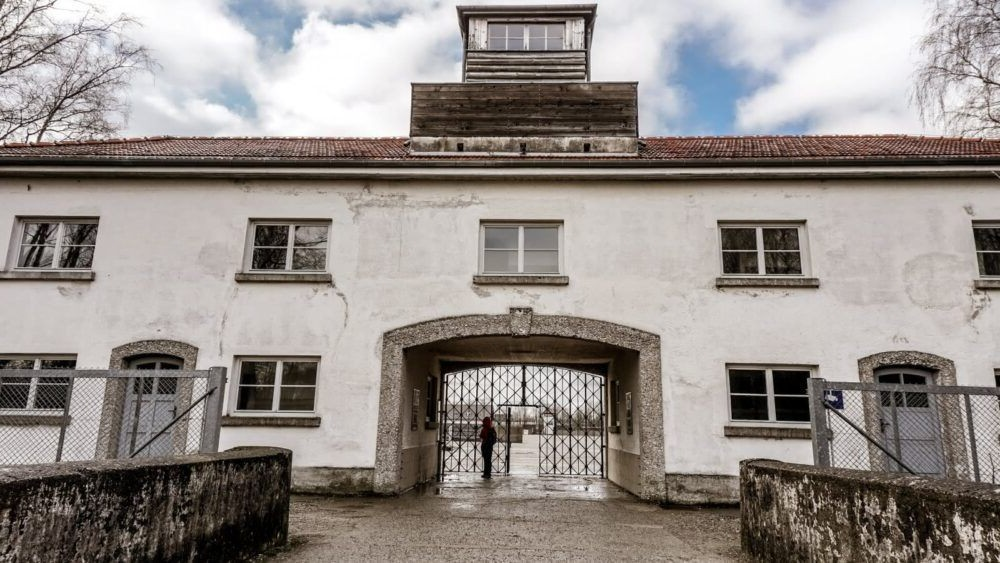 Passeio de Dachau de Munique