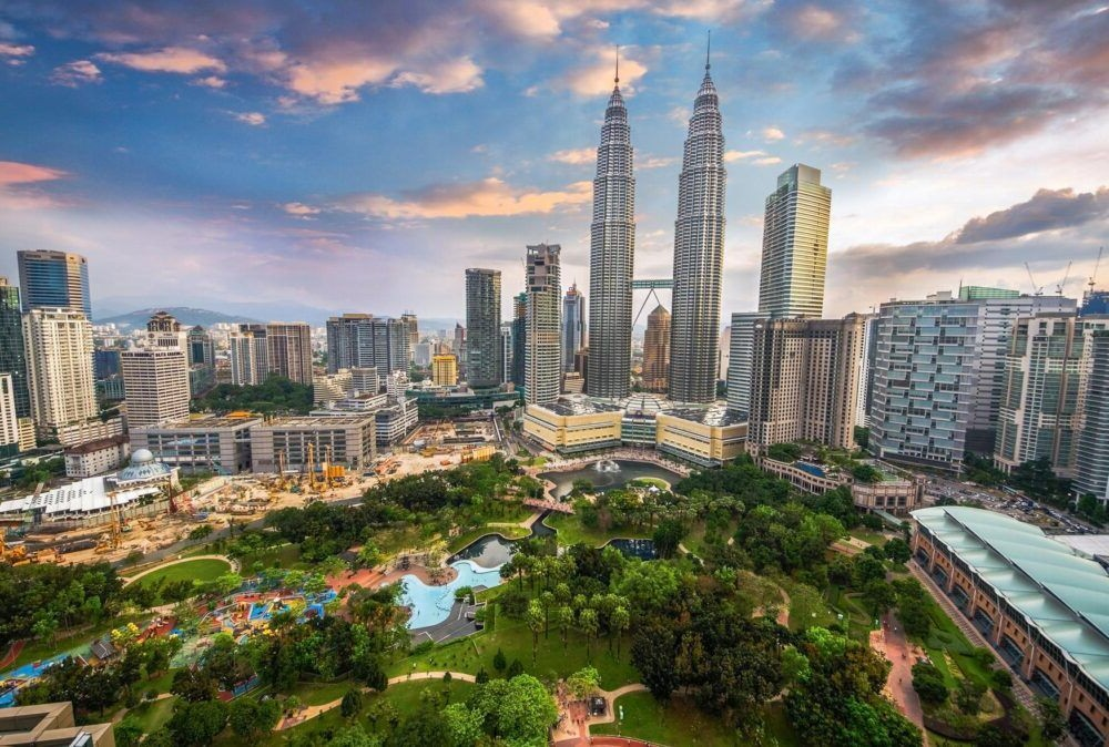 Passeio de Kuala Lumpur
