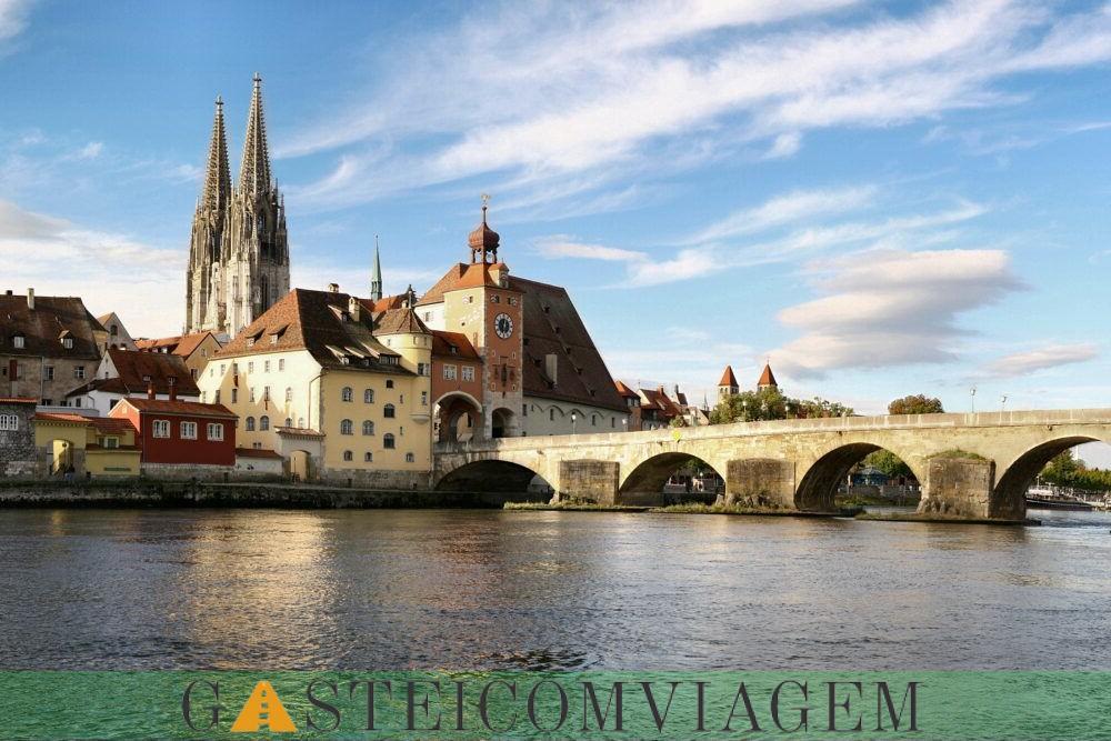 Passeio de Regensburg