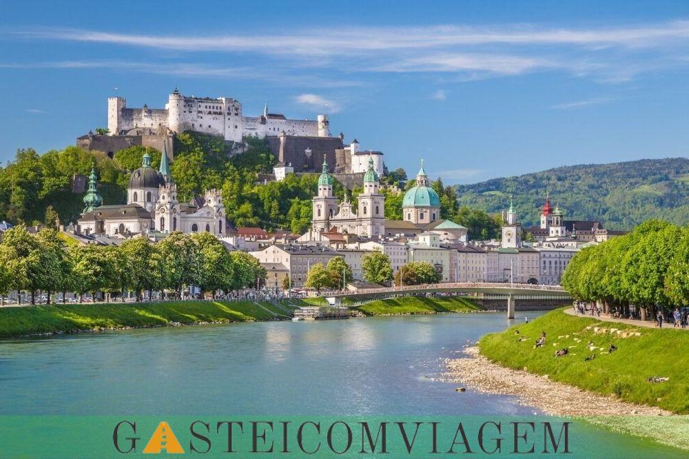 Passeio de Salzburg