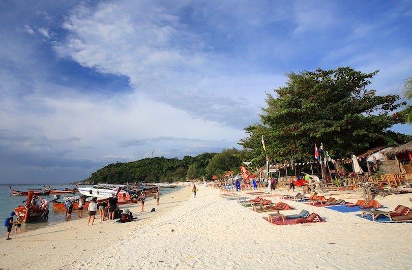 Pattaya praia ko