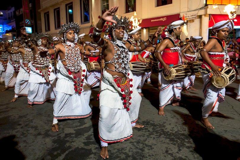Perahera festival de
