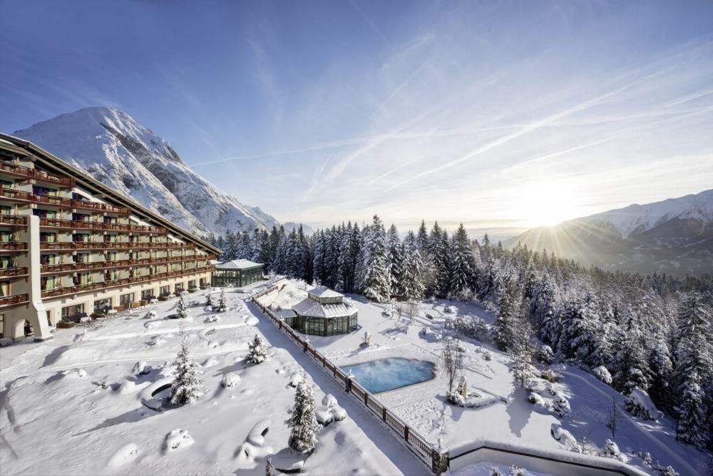 Pernoite no Interalpen Hotel Tirol