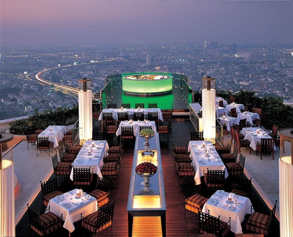 Pernoite no Lebua Hotel Bangkok