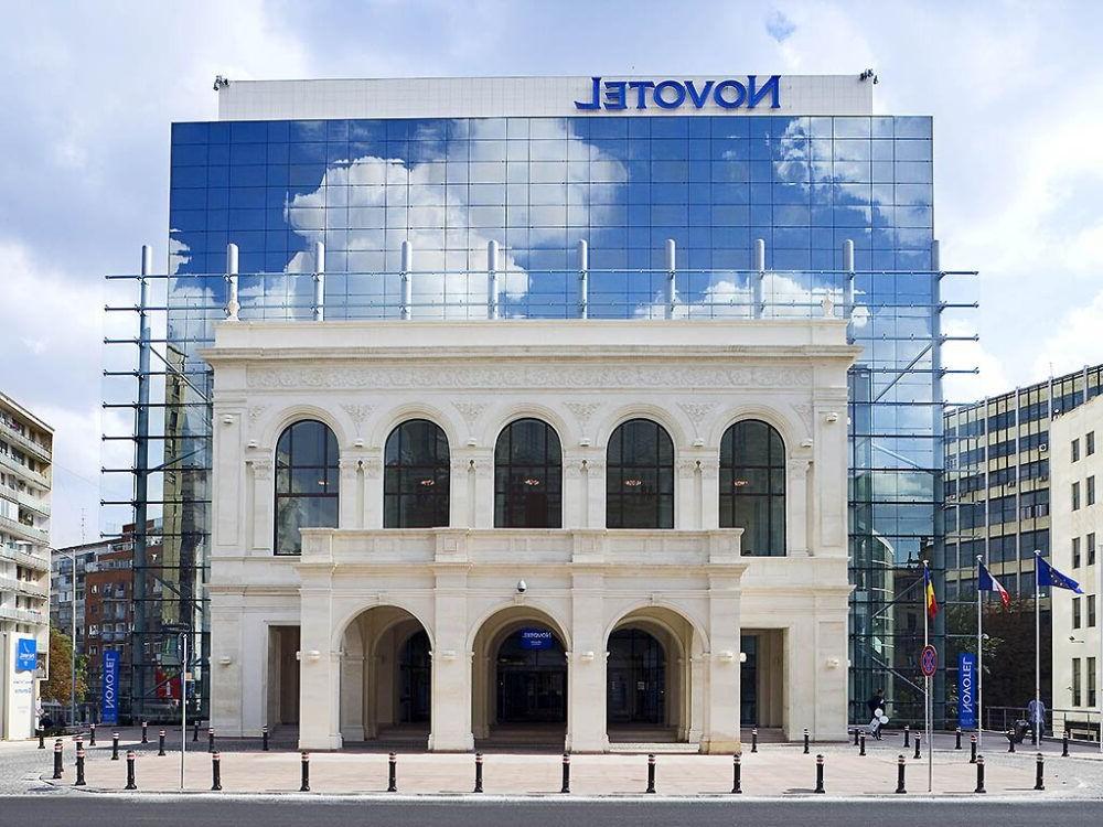 Pernoite no Novotel Bucharest City Centre