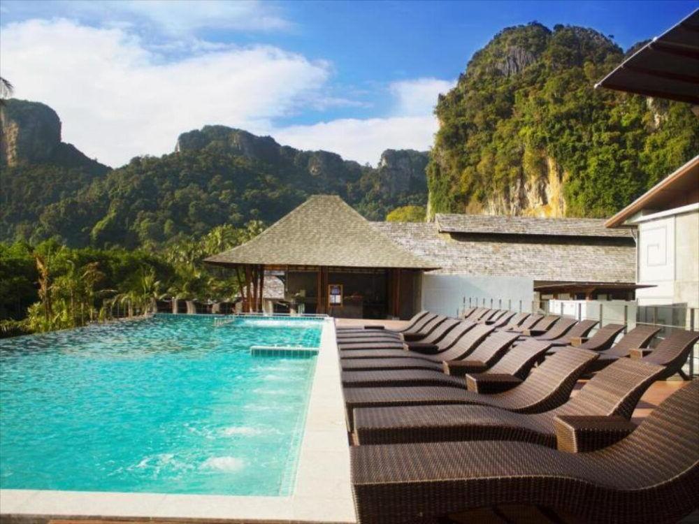 Pernoite no Railay Princess Resort Spa