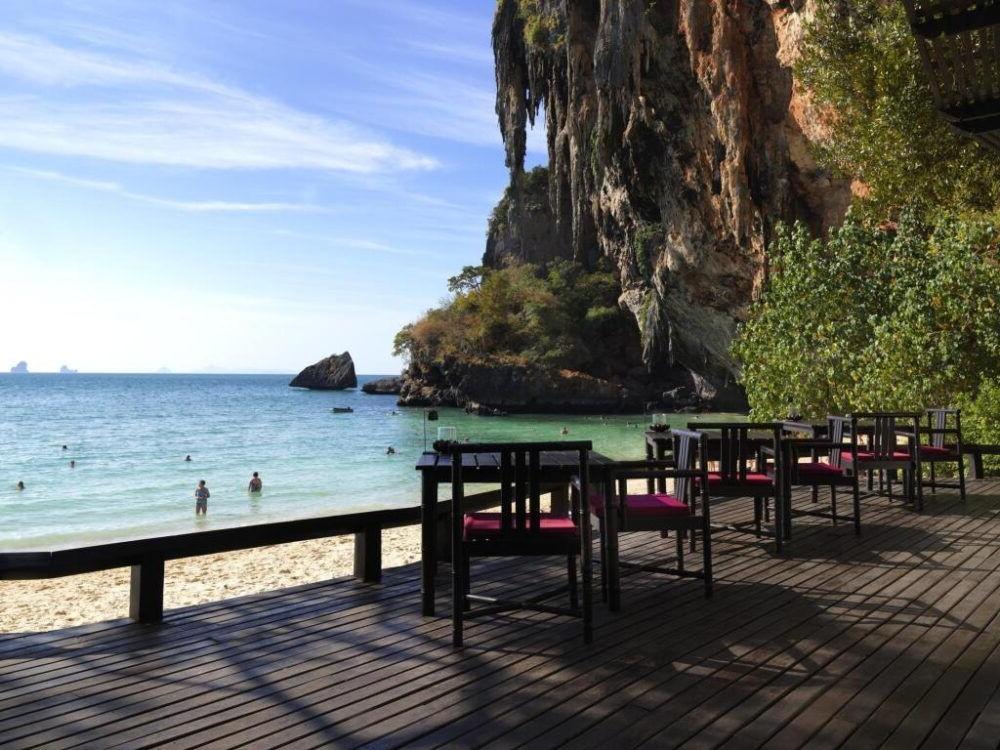 Pernoite no Rayavadee Resort Railay