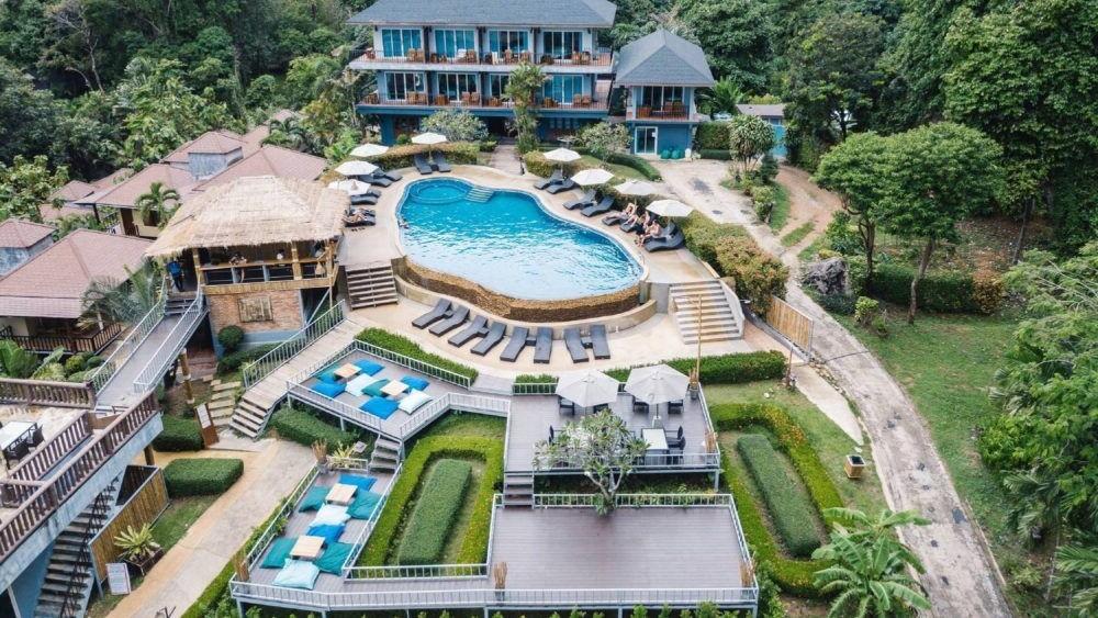 Phutawan Resort Hospedagem em Railay