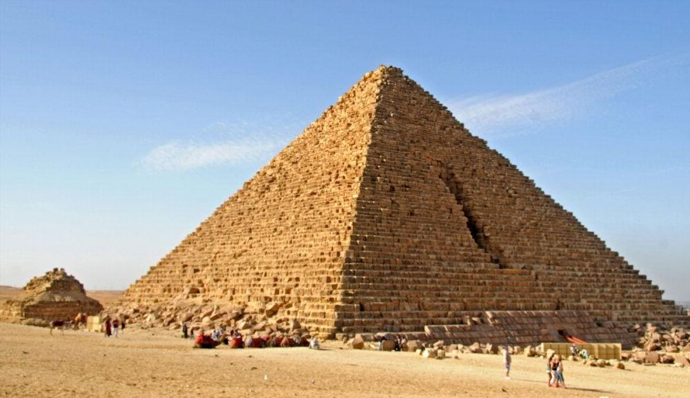 pirâmide Miquerinos