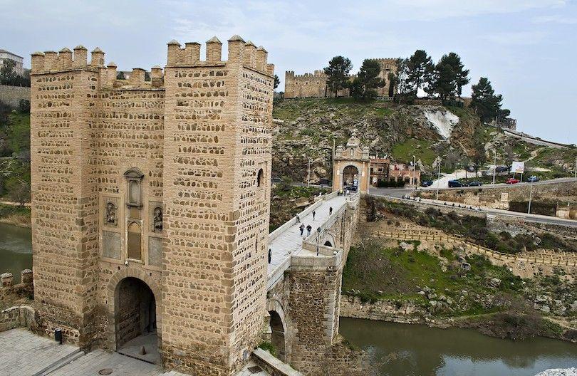 ponte alcantara Toledo
