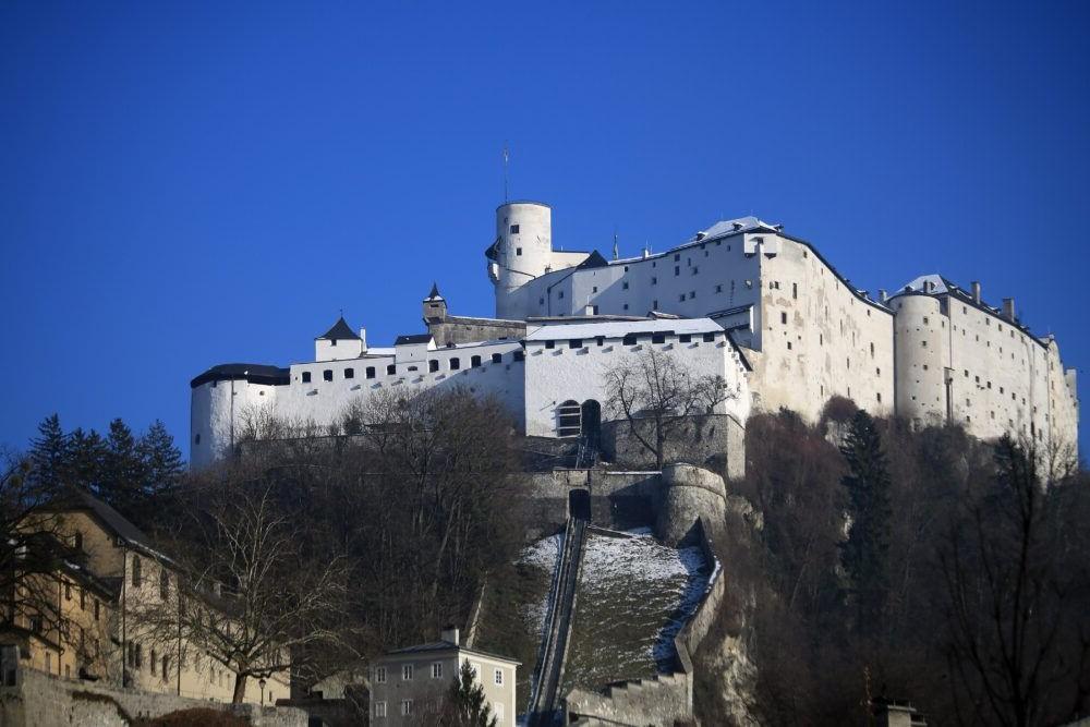 Posto Castelo Hohensalzburg