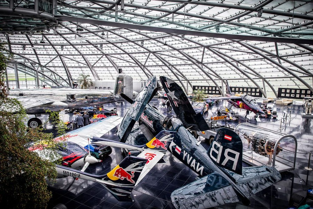 Posto de hangar 7 Salzburgo