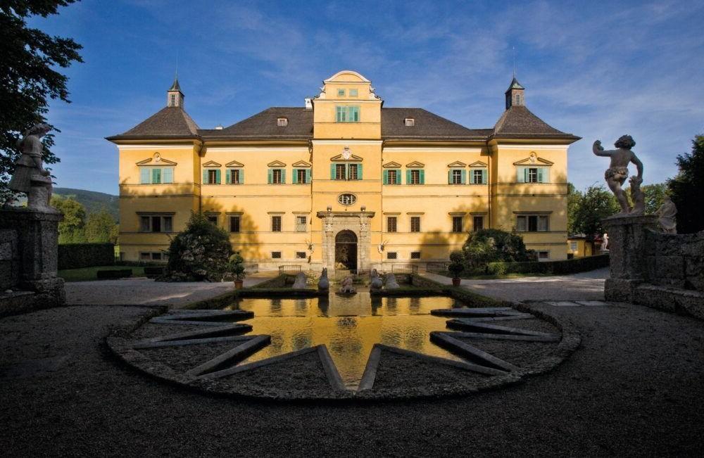 Posto de Hellbrunn Palace