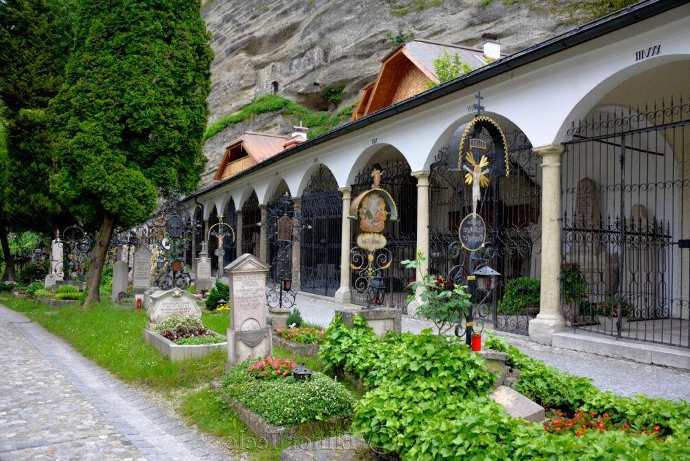 Posto de Petersfriedhof