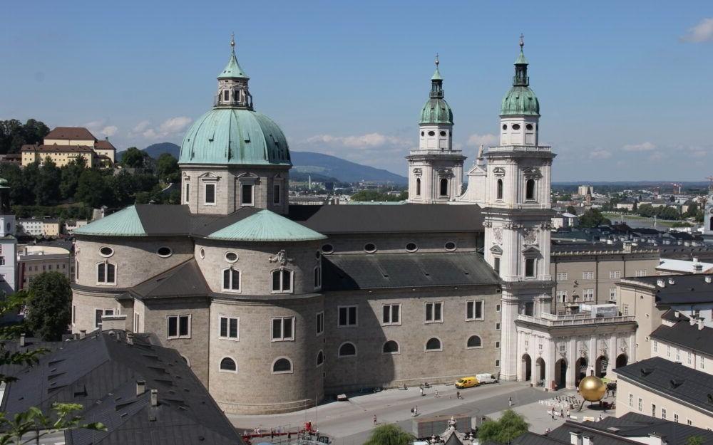 Posto de Salzburger Dom
