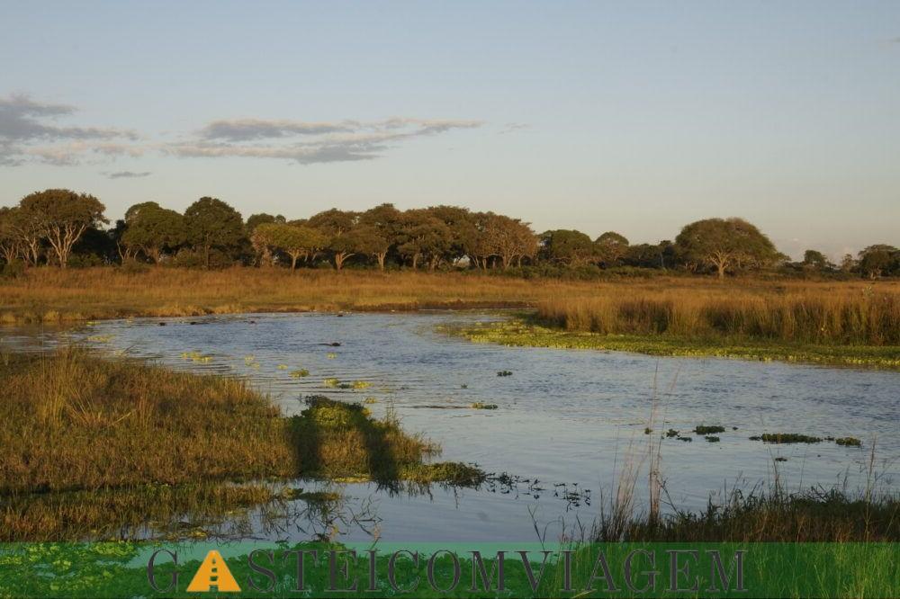 Posto do Parque Nacional Katavi