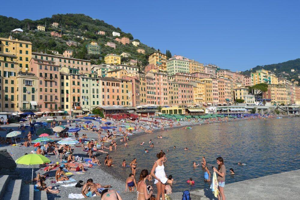 Praia Camogli Liguria