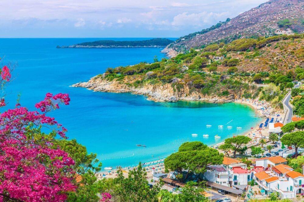 Praia de Cavoli Elba