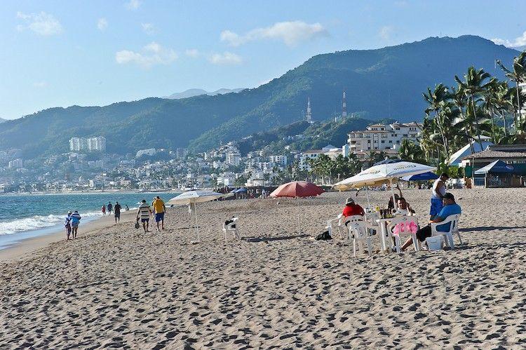 praia de Puerto Vallarta