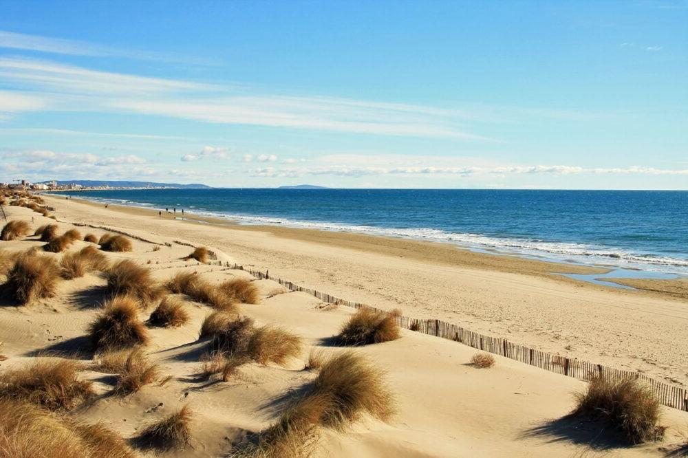 praia Espiguette