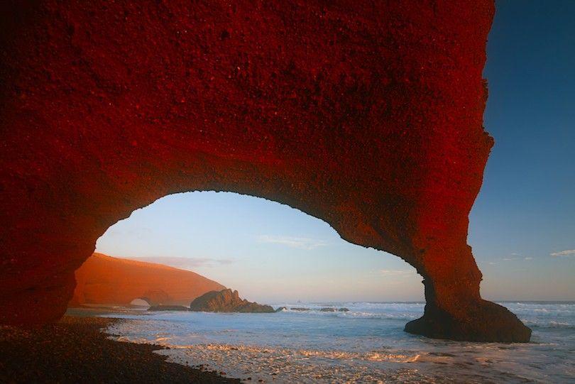 praia Legzira