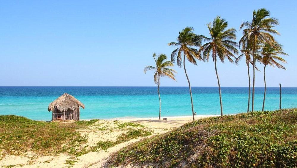 Praias leste