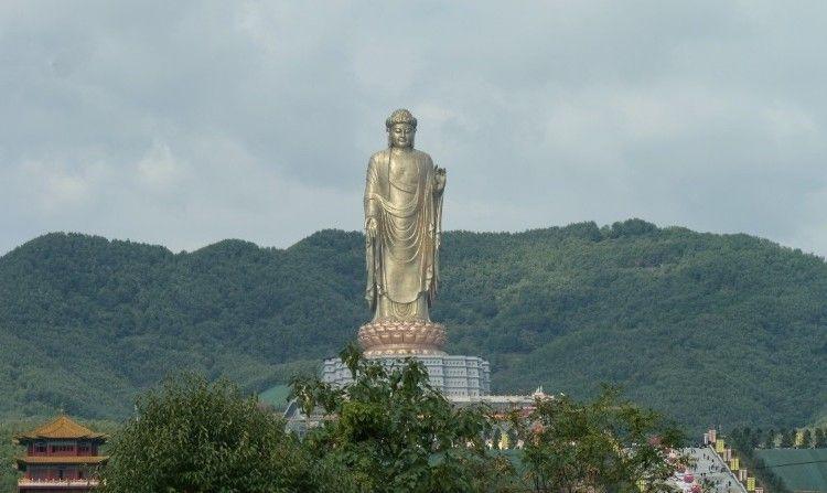 Primavera Templo do Buda