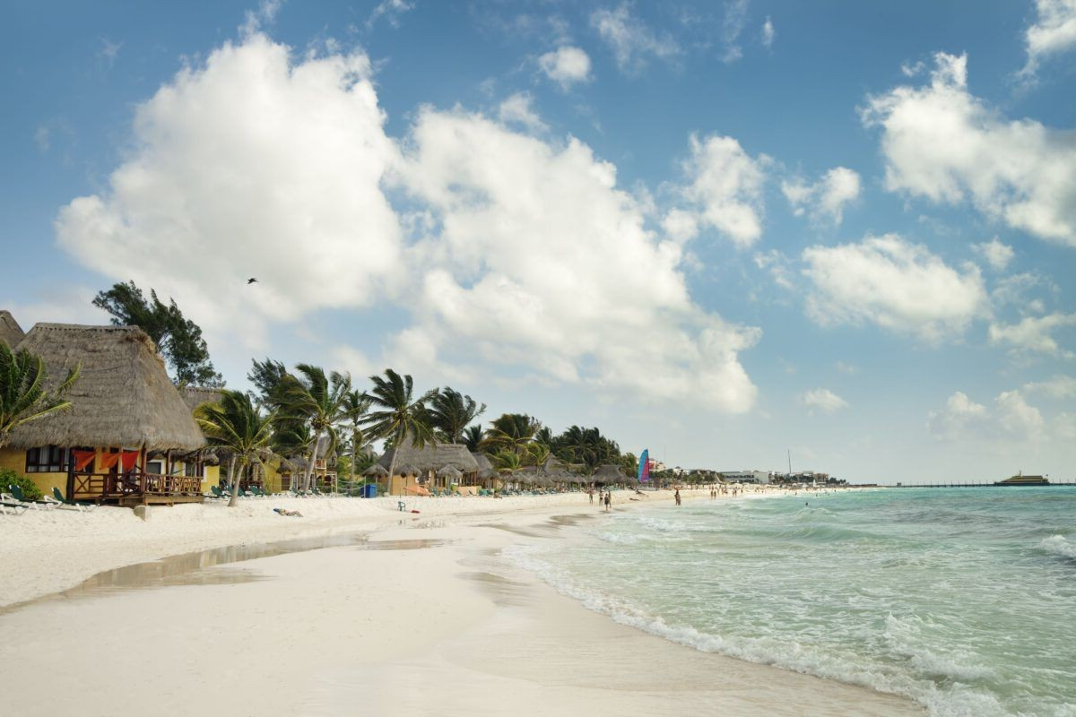 Principal México Praia