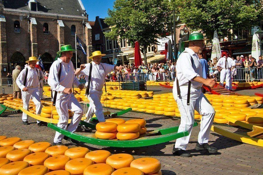 queijo Mercado Alkmaar